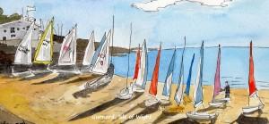 gurnard sailing club